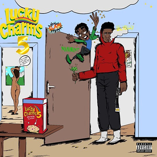 Lucky Charms 5 by Noir Brent