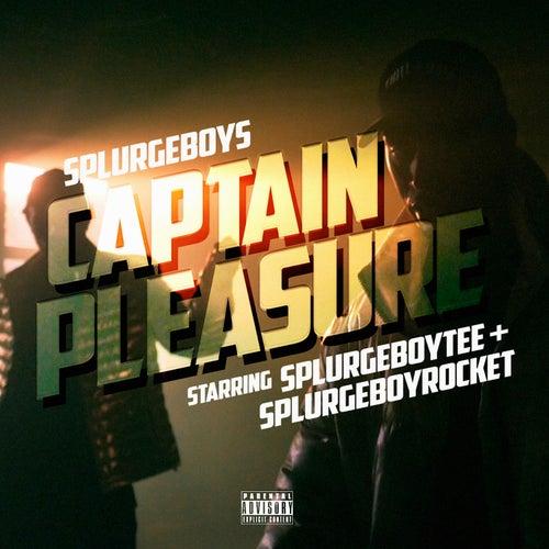 Captain Pleasure von Splurgeboys