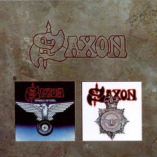 Wheels Of Steel von Saxon