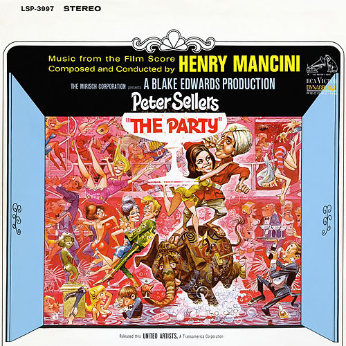 The Party by Henry Mancini & His Orchestra