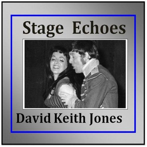 Stage Echoes (Live) de David Keith Jones