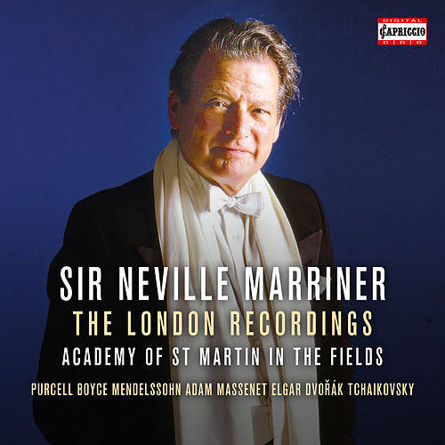 The London Recordings de Academy Of St. Martin-In-The-Fields