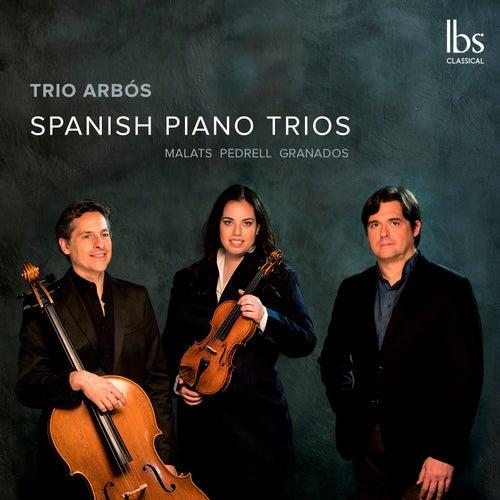 Spanish Piano Trios de Trío Arbós