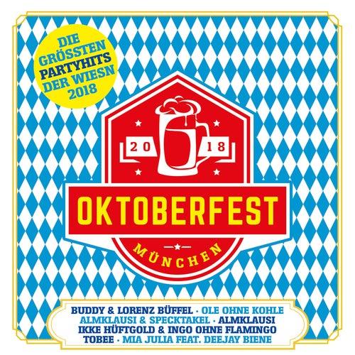 Oktoberfest München - Größte Wiesn Partyhits 2018 von Various Artists