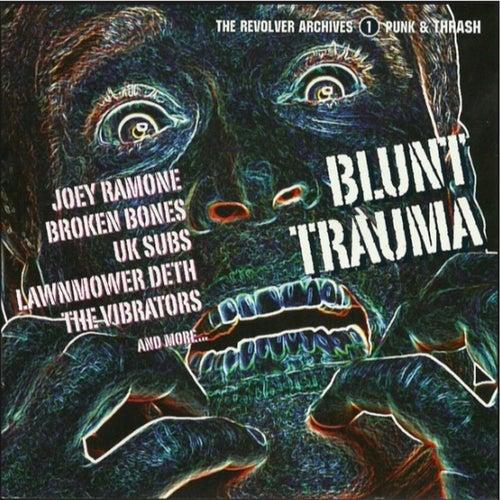 Blunt Trauma: Punk & Thrash by Various Artists