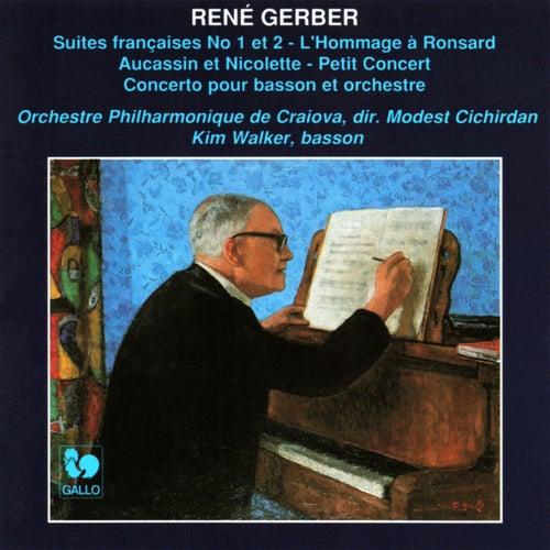 René Gerber: Concerto pour basson et Suites françaises – Kim Walker von Kim Walker