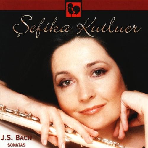 Sefika Kutluer plays Bach, Flute sonatas de Daniela Varinska