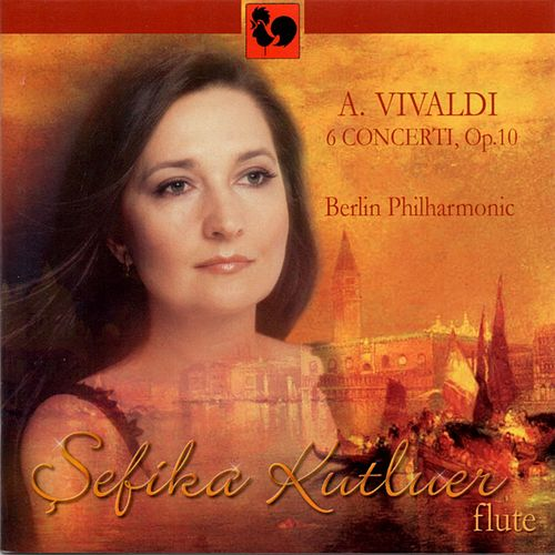 Sefika Kultuer plays Vivaldi concertos for Flute & Orchestra de Sefika Kutluer