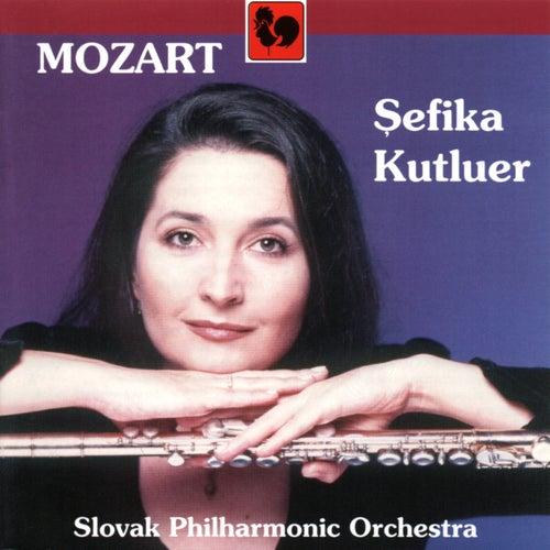 Sefika Kutluer, Mozart, Concertos for flute & Orchestra von Various Artists