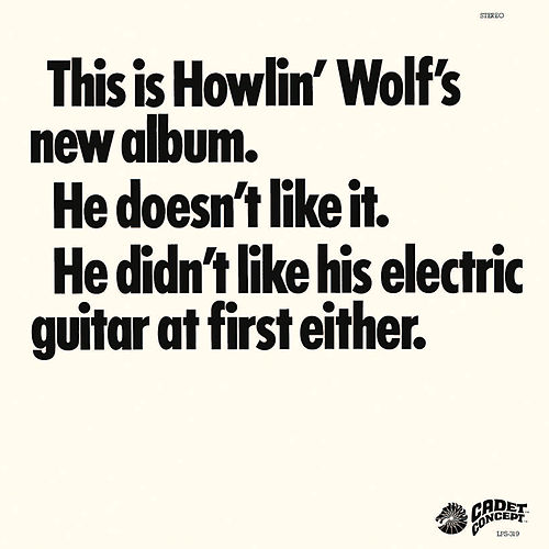 The Howlin' Wolf Album by Howlin' Wolf