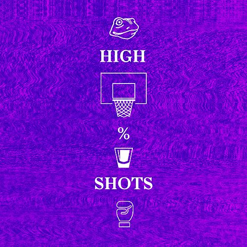 High % Shots by Clarence 'Frogman' Henry