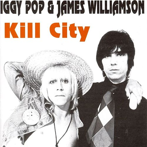 Kill City de Iggy Pop