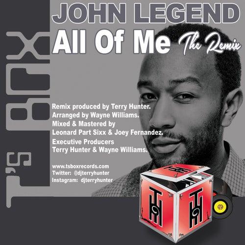 All Of Me (The Remix) de John Legend