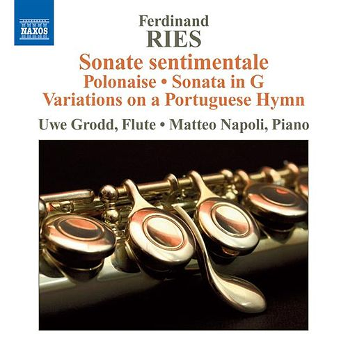 Ries, F.: Music for Flute and Piano de Matteo Napoli