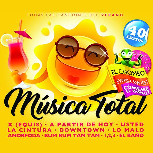 Música Total 2018 by The Harmony Group