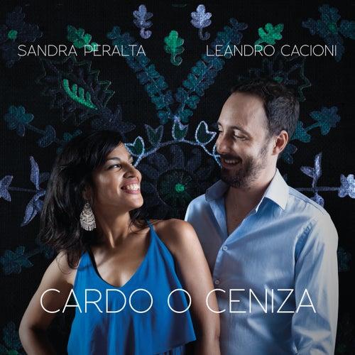 Cardo o Ceniza de Sandra Peralta