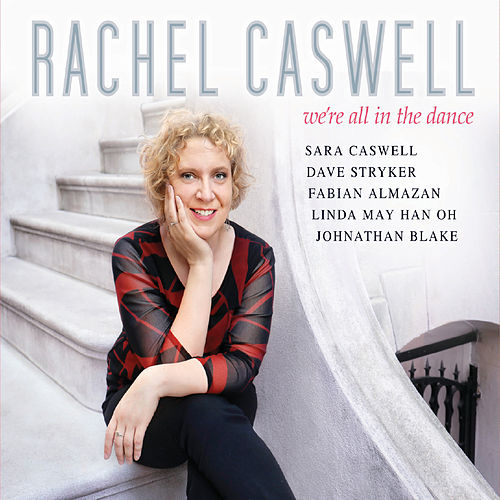 We're All in the Dance by Rachel Caswell