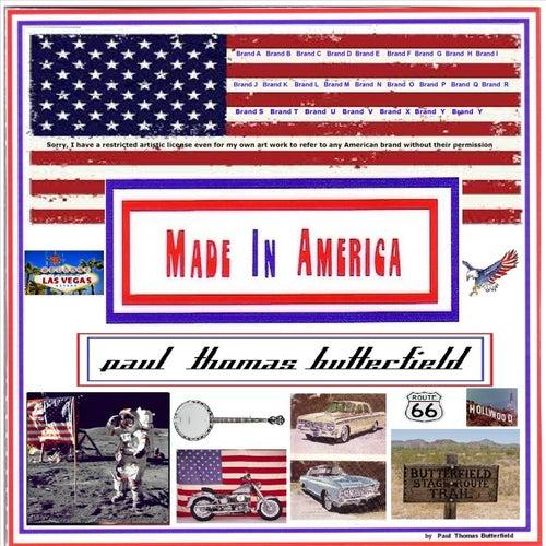 Made in America de Paul Butterfield