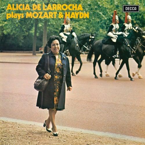 Mozart: Piano Sonatas Nos. 9 & 10; Fantasia in D Minor / Haydn: Andante & Variations de Alicia De Larrocha