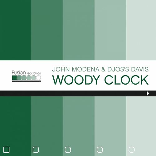 Woody Clock by John Modena