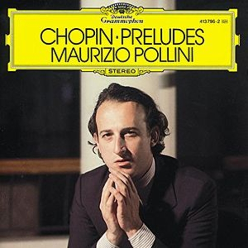 Chopin: Preludes Op.28 by Maurizio Pollini