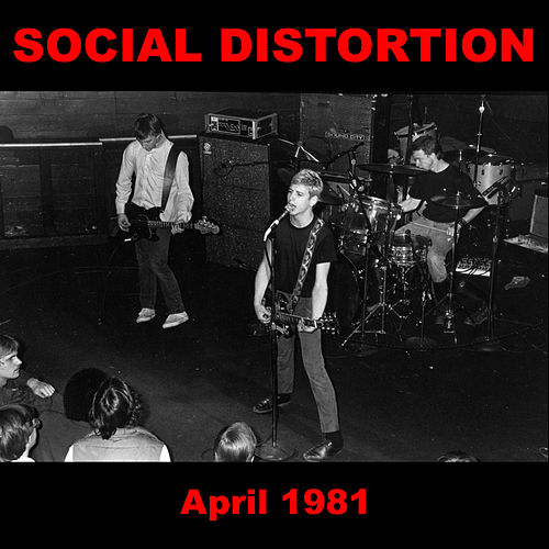 1945 and Other Recordings from April 1981 by Social Distortion