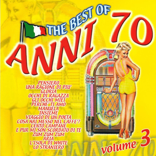 The Best Of Anni 70, Vol. 3 by Tina Jackson