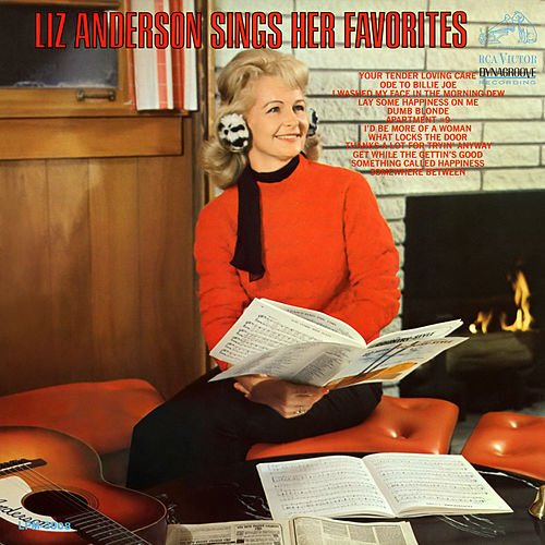 Sings Her Favorites de Liz Anderson