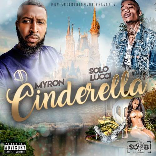 Cinderella by Myron