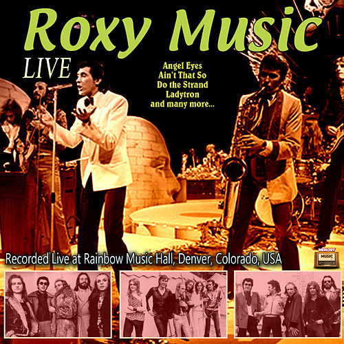 Live by Roxy Music