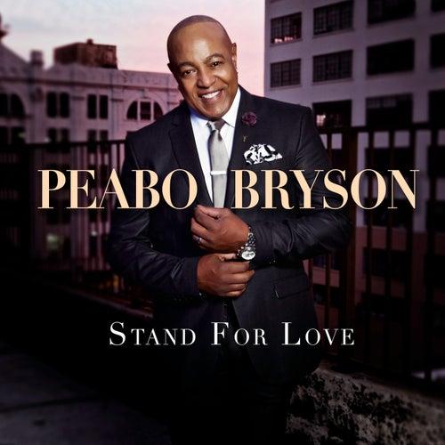 Stand For Love de Peabo Bryson