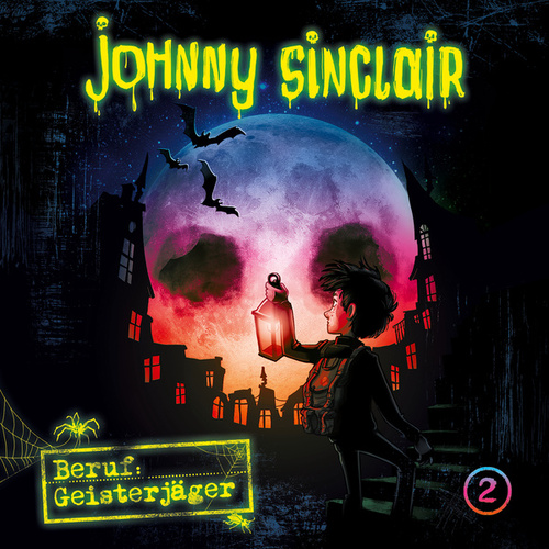 02: Beruf: Geisterjäger (Teil 2 von 3) by Johnny Sinclair