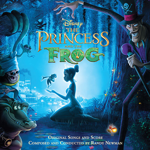 The Princess and the Frog (Original Motion Picture Soundtrack) by Various Artists