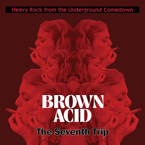 Brown Acid - The Seventh Trip de Various Artists