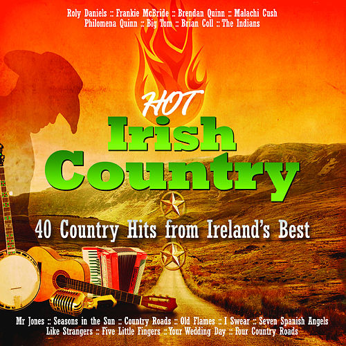 Hot Irish Country by Various Artists