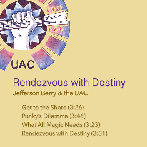 Rendezvous with Destiny de Jefferson Berry