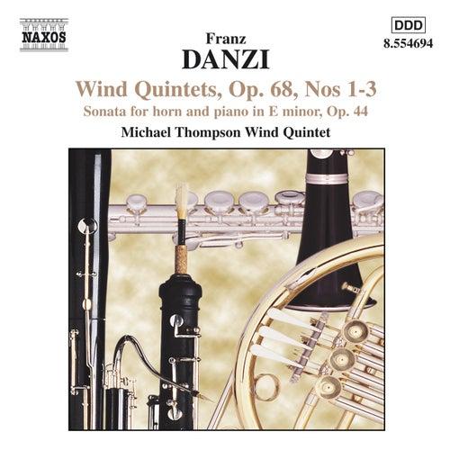 Wind Quintets, Op.68 von Franz Danzi