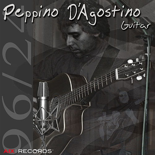 Acoustic Guitar with Peppino D'Agostino von Stevan Pasero