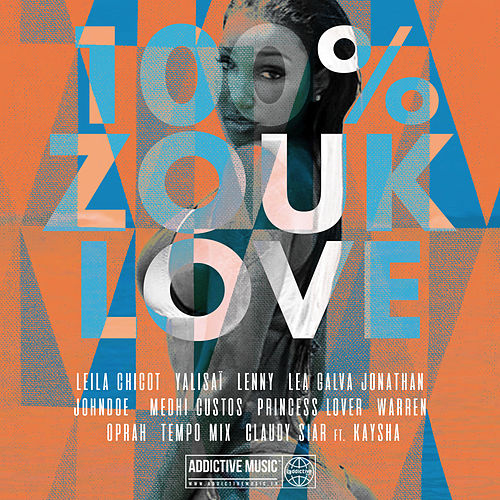 100% Zouk Love, vol. 2 de Various Artists