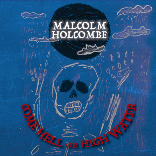 Black Bitter Moon von Malcolm Holcombe