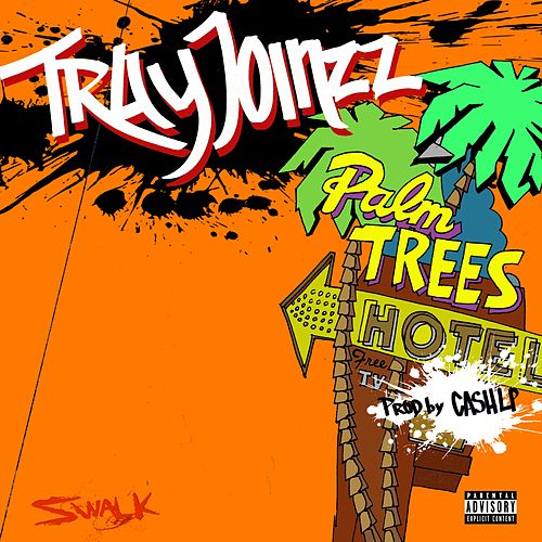 Palm Trees by Tray Joinzz