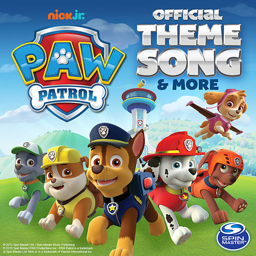 PAW Patrol Official Theme Song & More von Paw Patrol