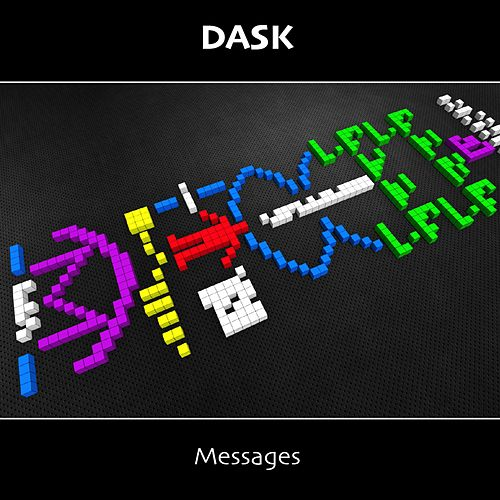 Messages by Dask