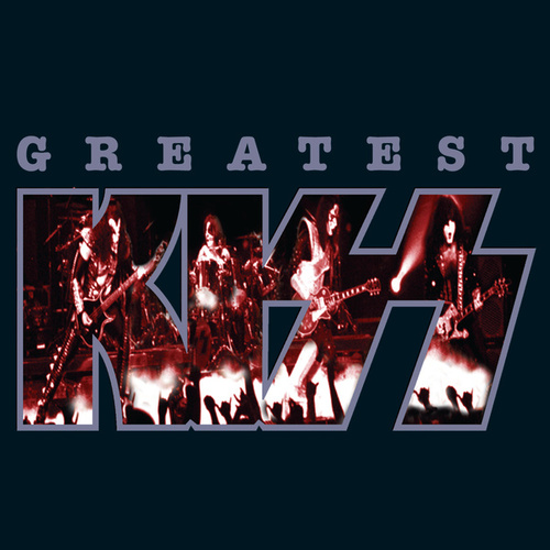 Greatest Kiss by KISS