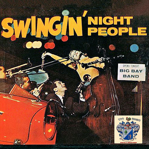 Swingin' Night People de Francis Bay