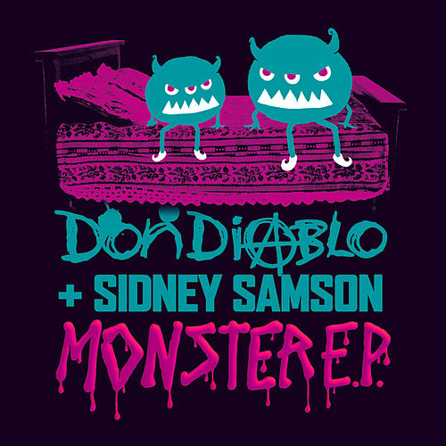 Monster EP di Don Diablo