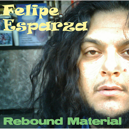 Rebound Material by Felipe Esparza