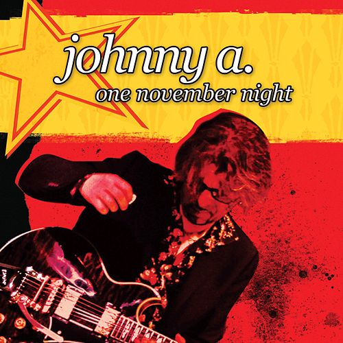 One November Night de Johnny A.