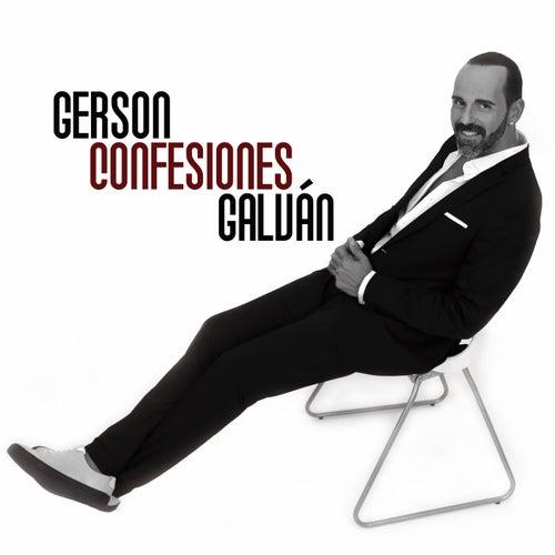 Confesiones von Gerson Galván