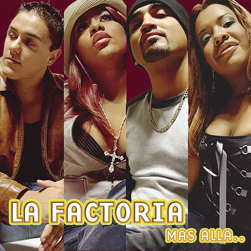 Mas Alla by La Factoria